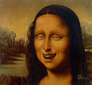 Laughing-mona-lisa